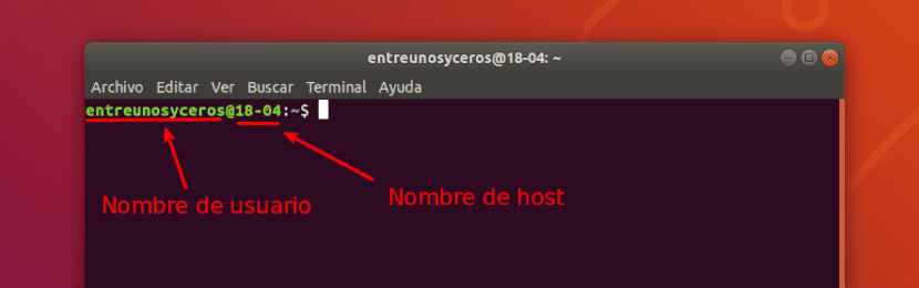 bash prompt por defecto