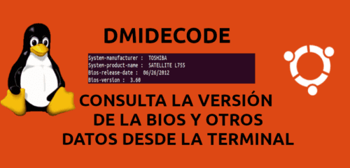 about dmidecode