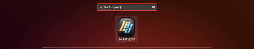 lanzador live for speed