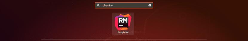 lanzador de RubyMine