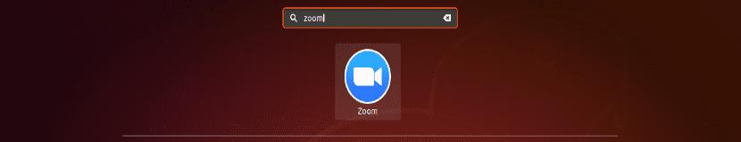 lanzador de Zoom