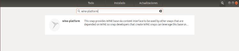 Instalar Wine-platform
