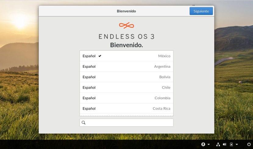 Instalación de Endless OS 1