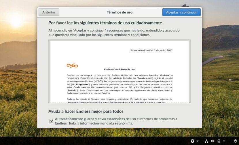 Instalación de Endless OS 9