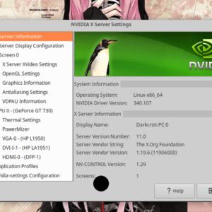 Cómo instalar los drivers de video Nvidia en Ubuntu 18 10?