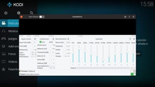 PulseEffects, ecualizador para Ubuntu
