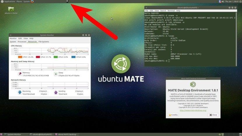 Xkill en Ubuntu MATE