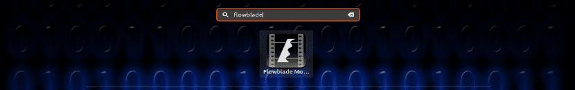 lanzador flowblade 2.0 en Ubuntu 18.04