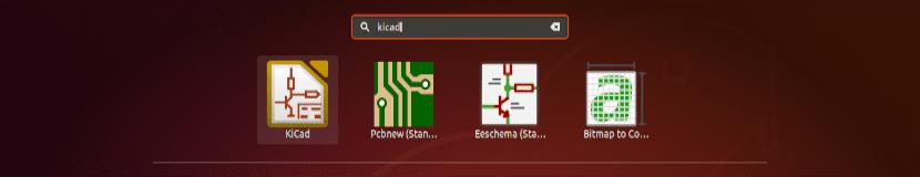 Lanzador Kicad 5