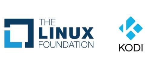 Linux Foundation y Kodi