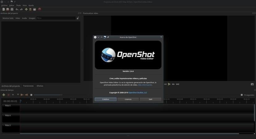 OpenShot 2.4.4