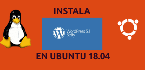 about instalar wordpress 5.1
