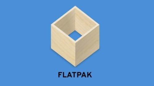 Logo de Flatpak