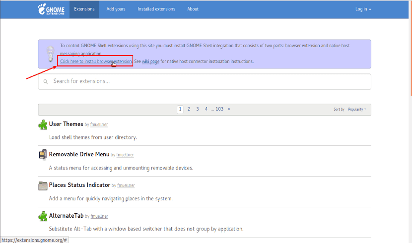 instalar browser extension firefox