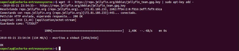 repo Jellyfin Key