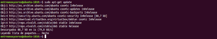 update Vivaldi 2.3