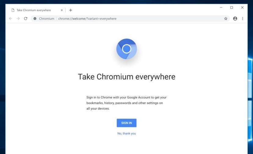 Chromium, trucos y consejos del navegador web