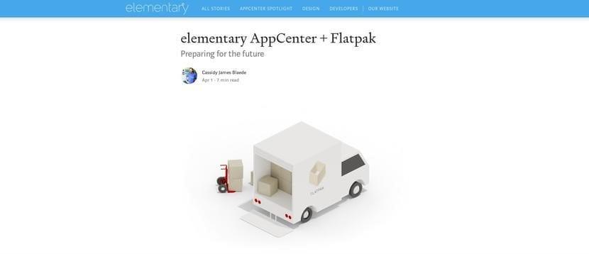 elementary OS + Flatpak