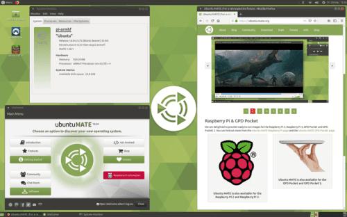 Es lanzada Beta 1 de Ubuntu Mate 18.04 para Raspberry Pi