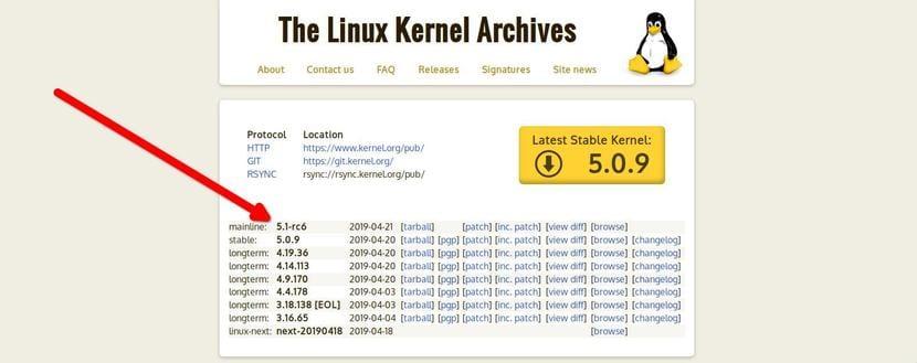 Linux 5.1-rc6