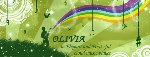 Olivia music player
