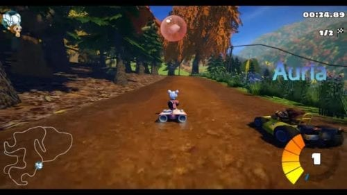 SuperTuxKart 0.10 RC1