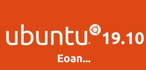 Ubuntu 19.10 eoan