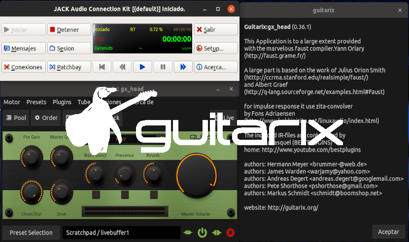 about guitarix