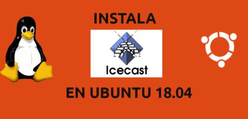 about icecast en Ubuntu