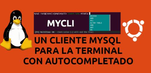 about mycli
