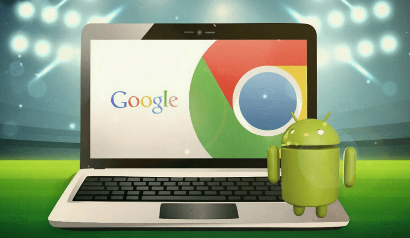 Android Chrome OS