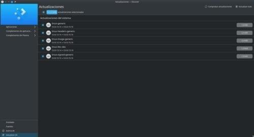 Canonical lanza nuevas versiones del Kernel