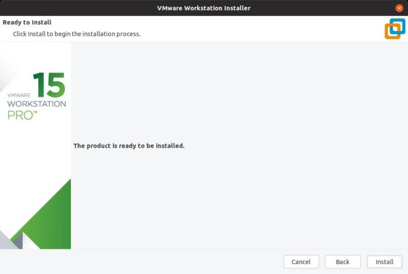Instalar VMware Workstation