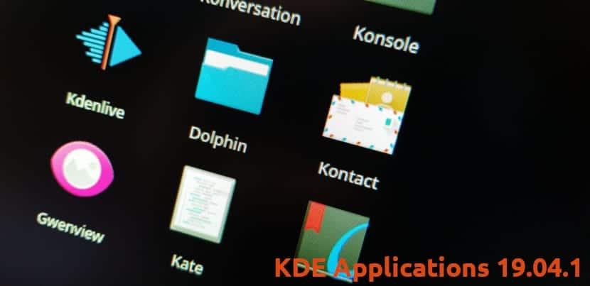 KDE Applications 19.04.1