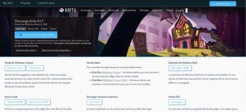 Krita 4.2.0 llegará en cualquier momento