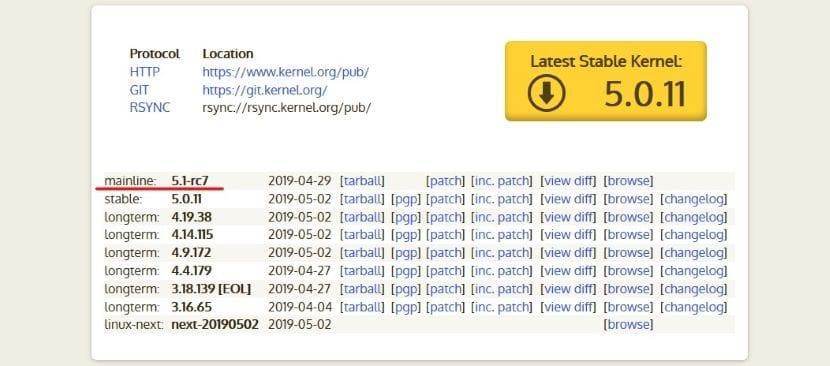 Linux 5.1-rc7
