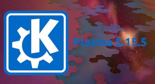 Plasma 5.15.5