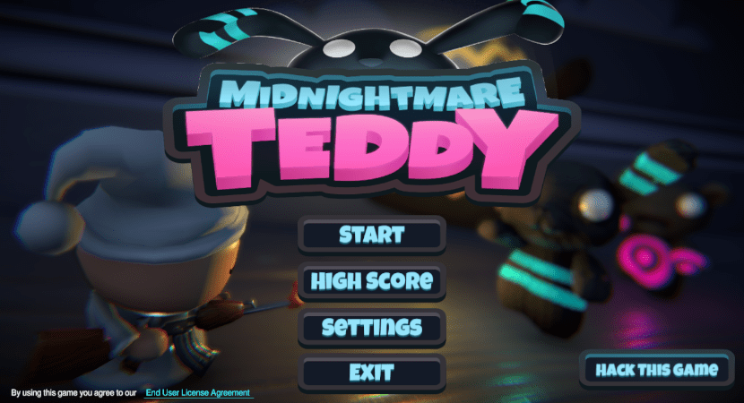 about Midnightmare Teddy