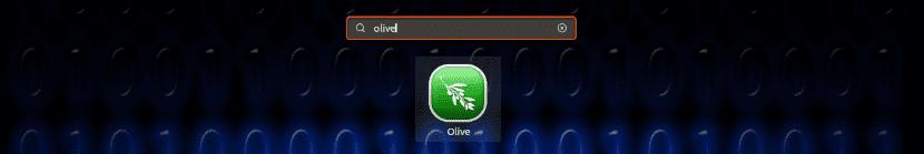 lanzador Olive