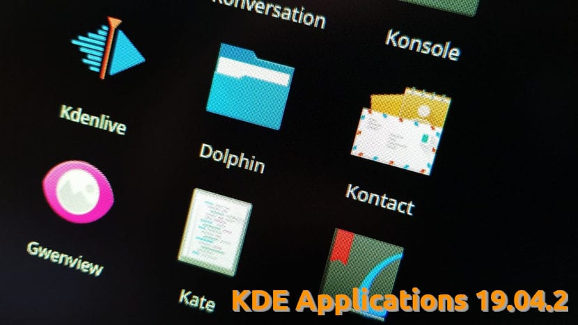 KDE Applications 19.04.2