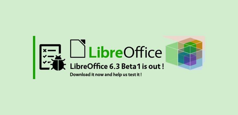 LibreOffice 6.3beta1