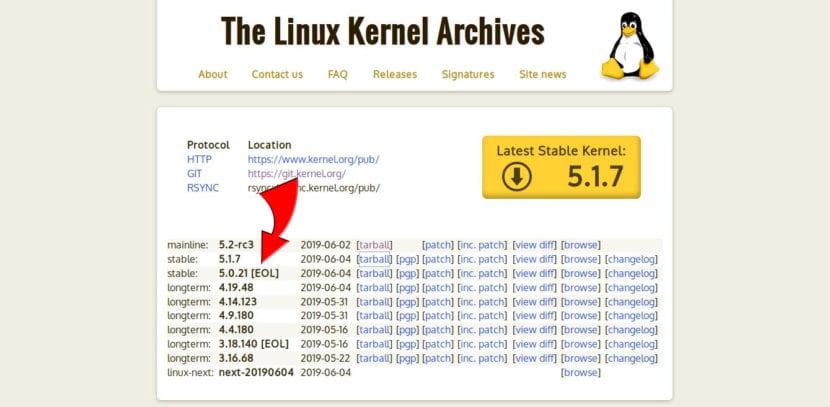 Linux 5.0.21