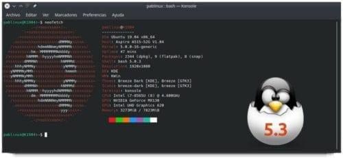 Linux 5.3