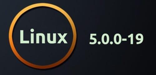 Linux Kernel 5.0.0-19 de Canonical