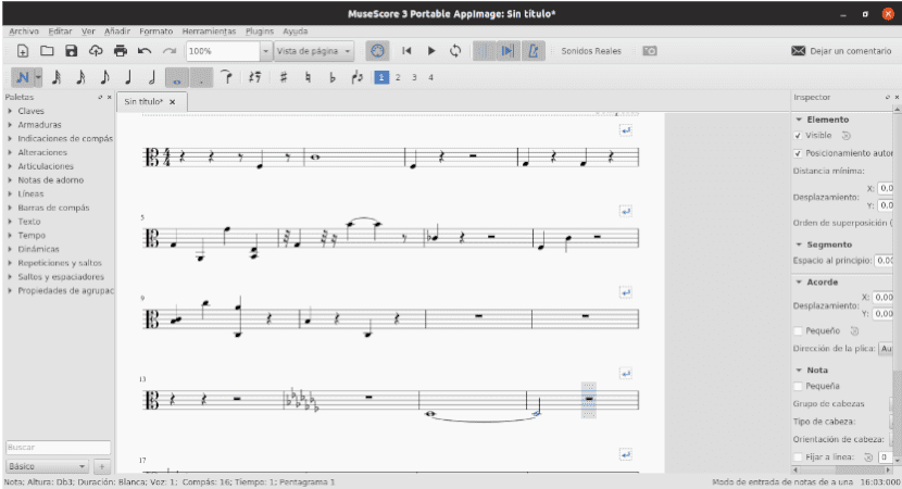 MuseScore 3.1 Portable .AppImage
