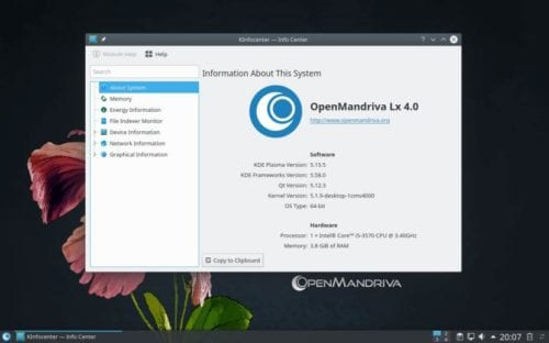 OpenMandriva 4.0