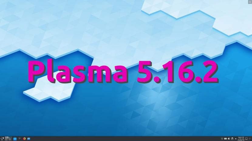 Plasma 5.16.2
