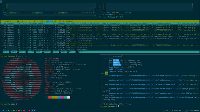 Regolith Linux-