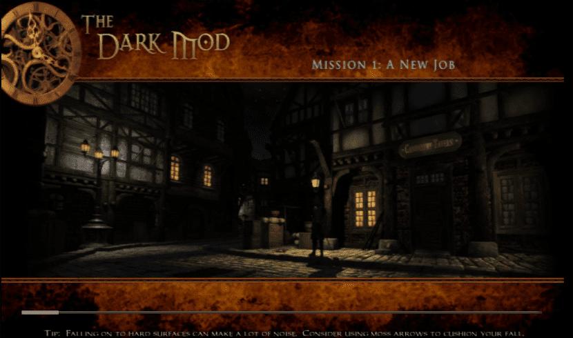 inicio de misión en the dark mod