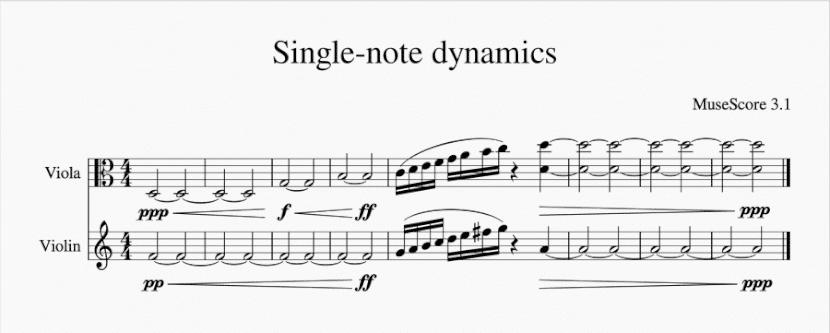 Notación con MuseScore 3.1